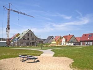 Wohnhaus bauen