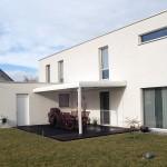 Modernes Stadthaus bauen
