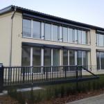 Bürogebäude als Passivhaus