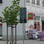 Geschäftshaus mit Büroetage und Maisonette Wohnungen