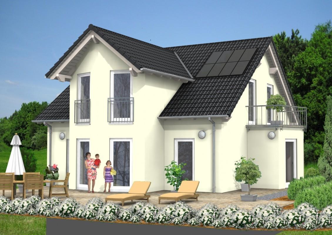 Satteldach-Haus 207